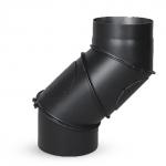 Дымоходы из черной стали