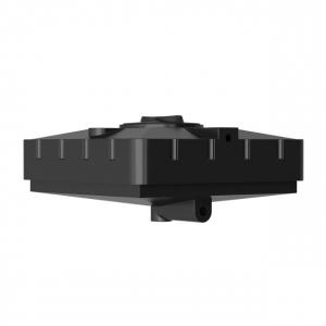 Бак для душа Aquatech 240 черный 950х950